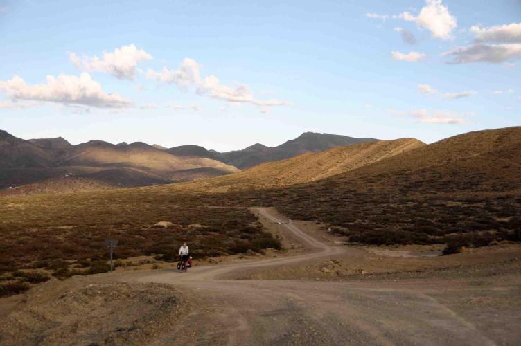 Leaving Chorriaca