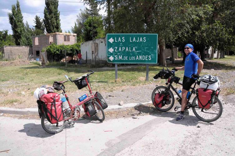 Arriving in Las Lajas