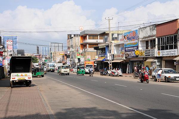 Anarudhapura down town