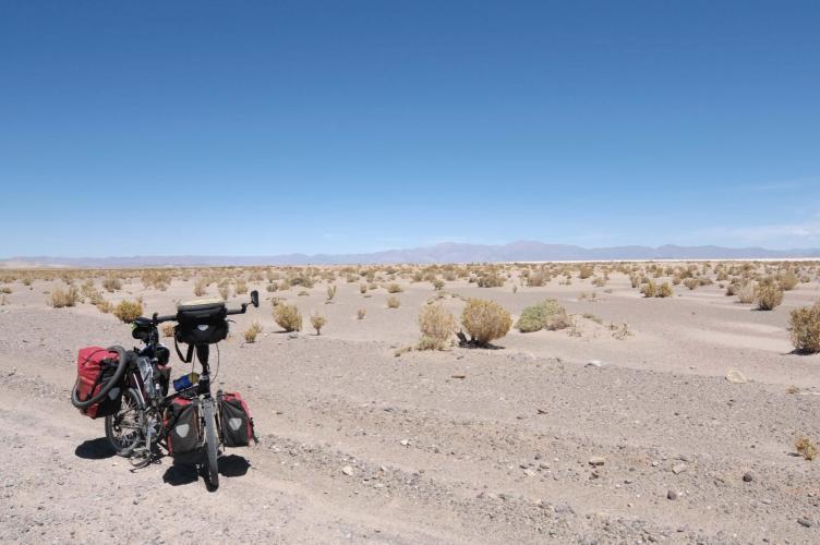 Desert Ruta 40