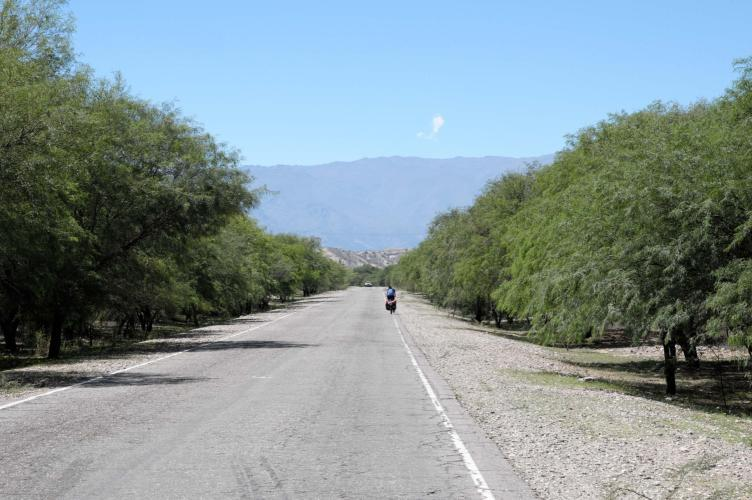 On the way to Amaicha del Valle