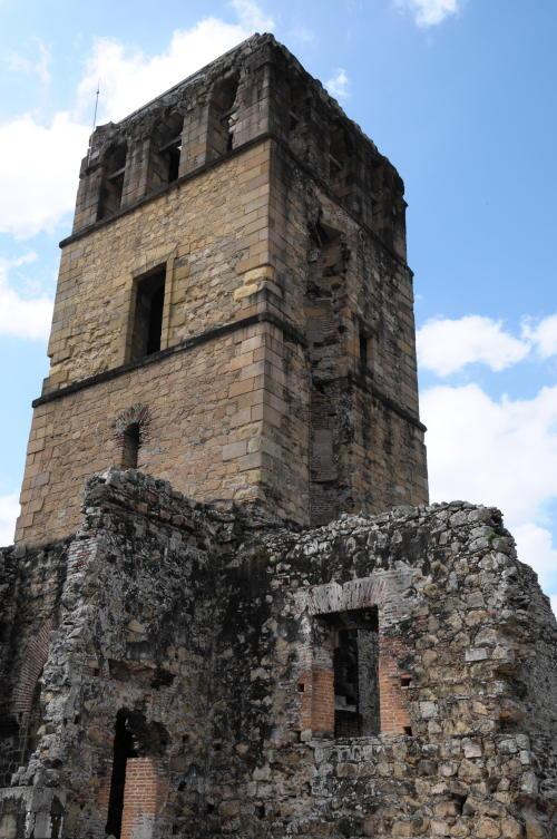 Ruins Panama Viejo