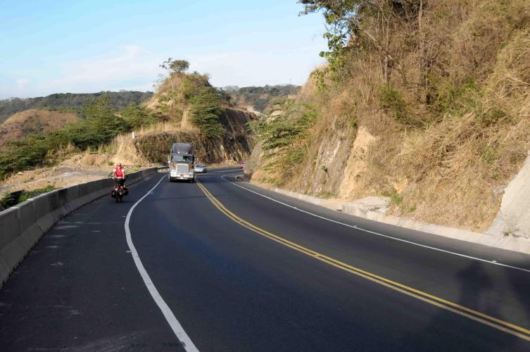 The new highway