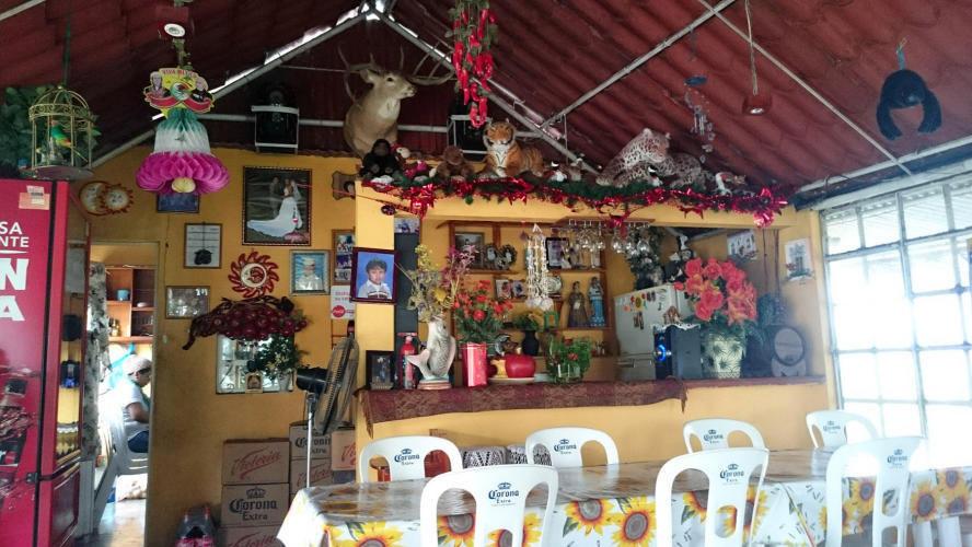 The lovely restaurante
