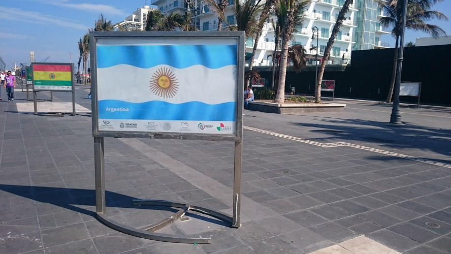 Tribute to Argentina