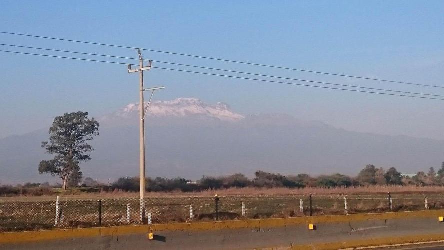 Volcan Iztaccihuatl