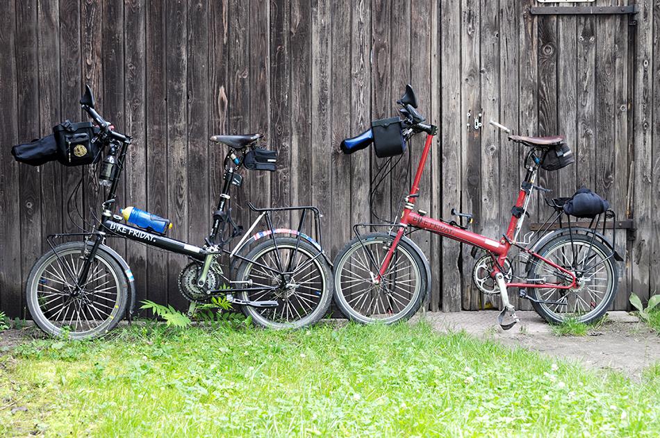 Bike Friday NWT