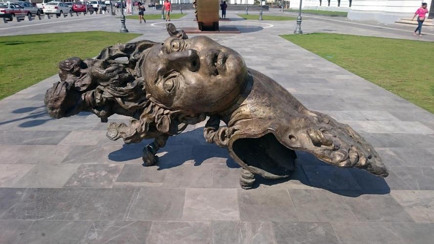 Javier Marin sculptures