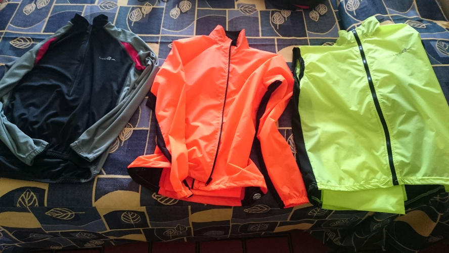My new mexican cycle clothing