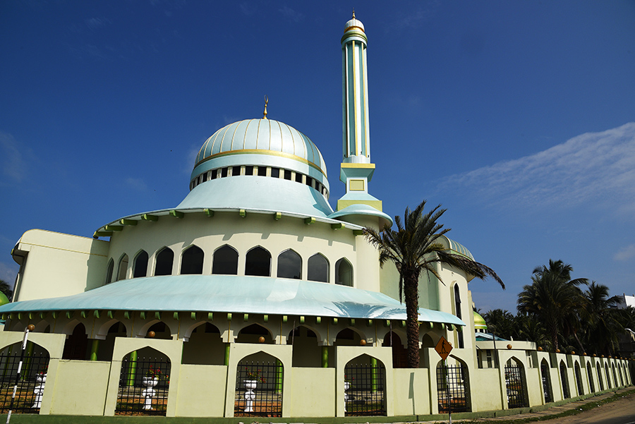 Main mosque