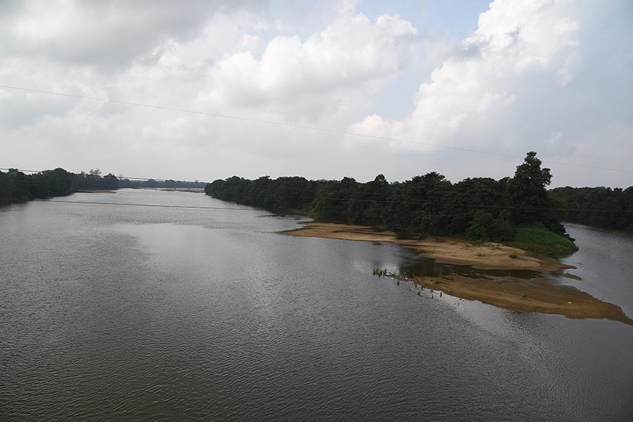 Mahaveli river
