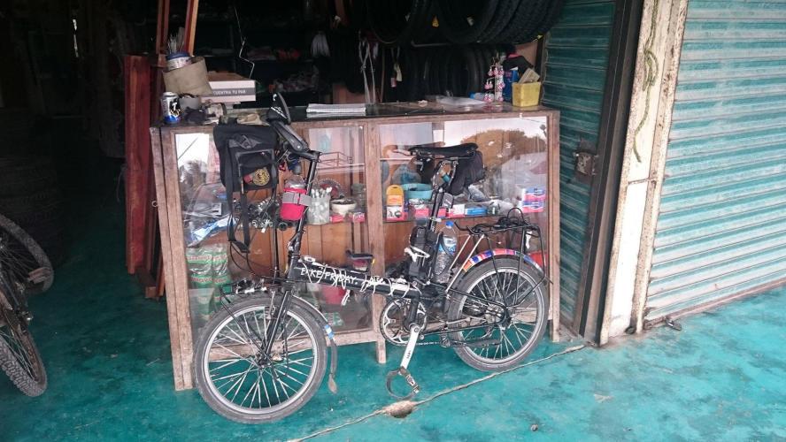 The bikeshop