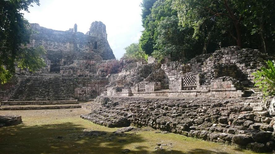Becán Ruins
