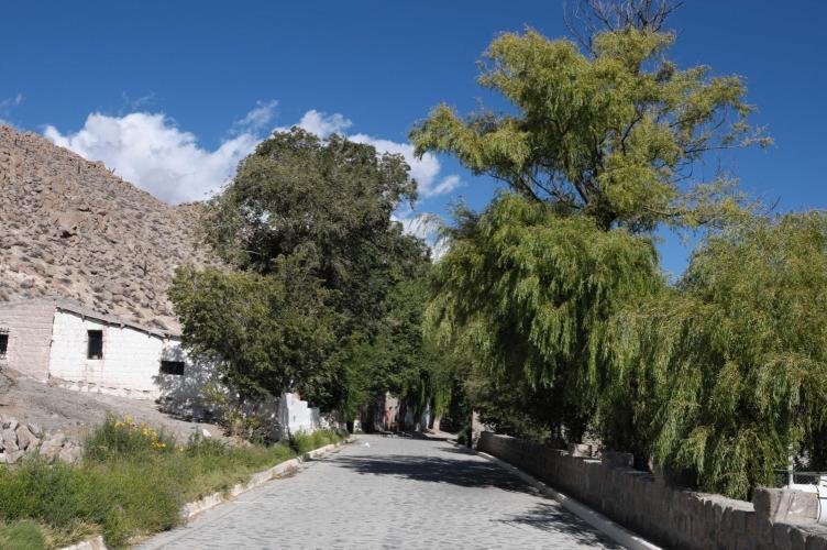 Street in Santa Rosa de Tastil