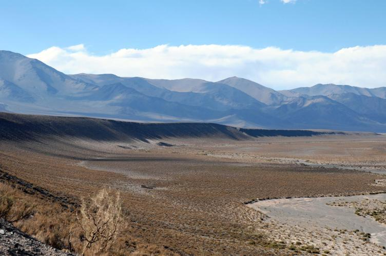 Amazing landscape LA PUNA