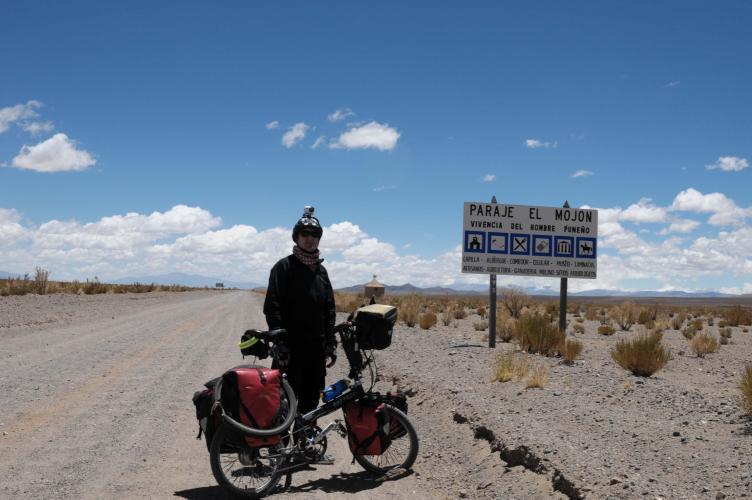 Junction to El Mojon