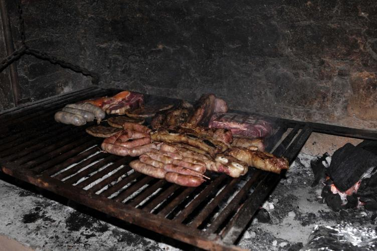 """Argentinian Barbecue """"Asado"""""""