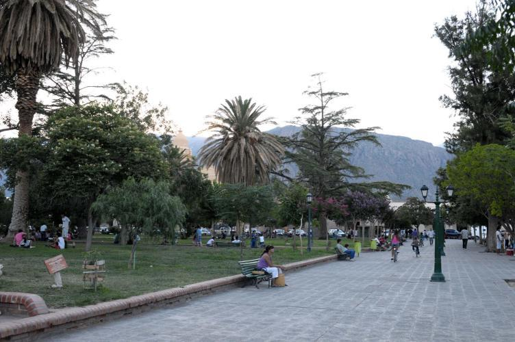 Main square Cafayate