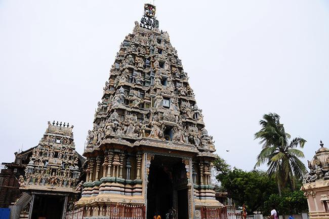 Hindu themple