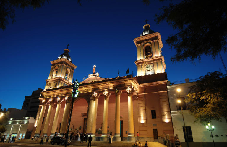 Catamarca cathedral