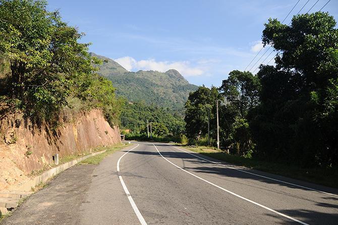 Road to Haputale