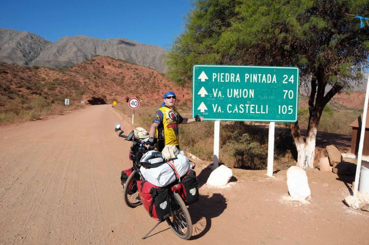 70km to go...
