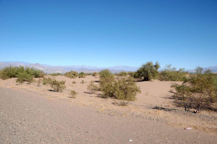 Desert like...
