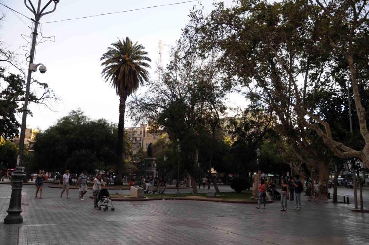 San Juan main square