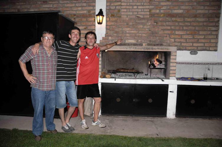 The real taste of Argentina: Asado!!!!