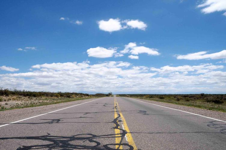 Road to San Rafael