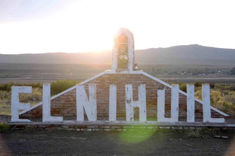 Big letters for a small village