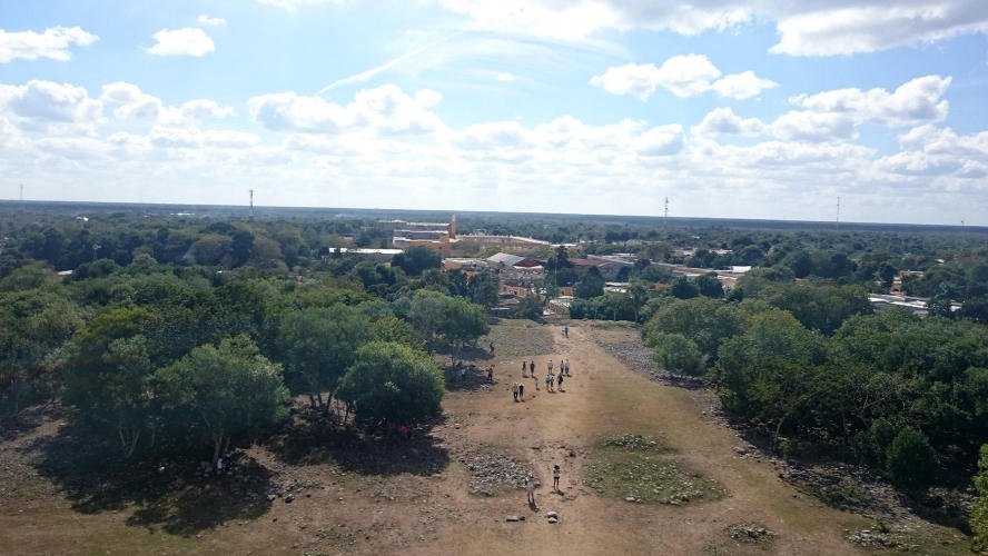 View from the Pyramid
