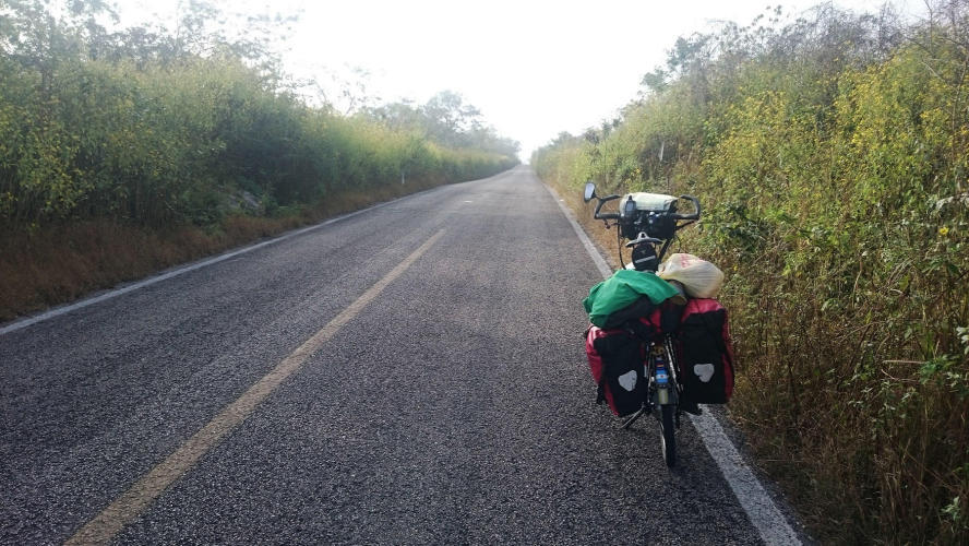 The road for my self