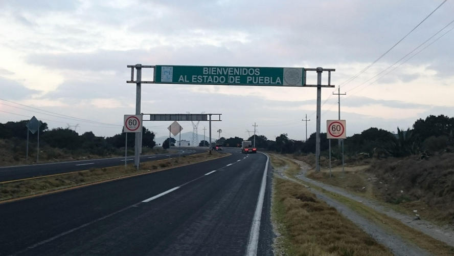 Puebla state