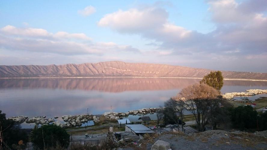 Alchichica lake