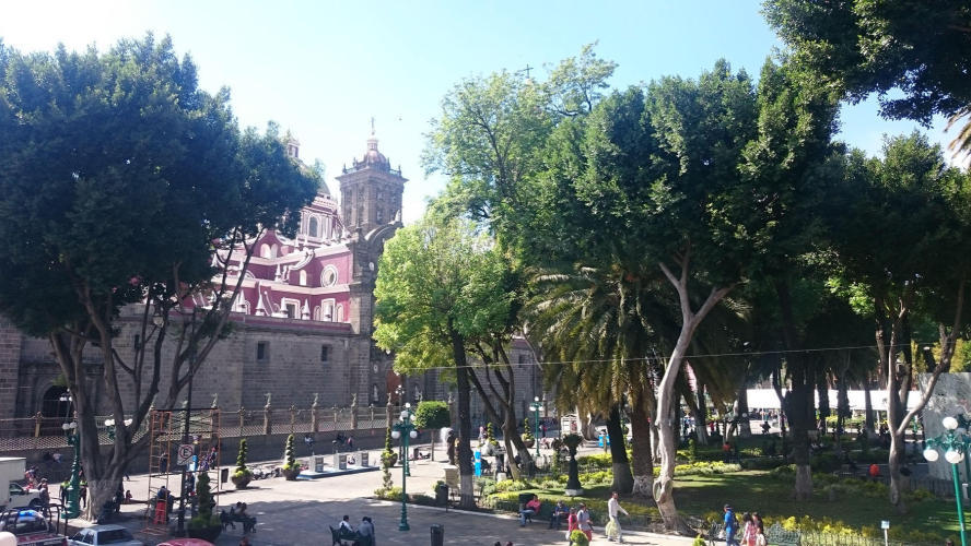 Zocalo and Cathedral