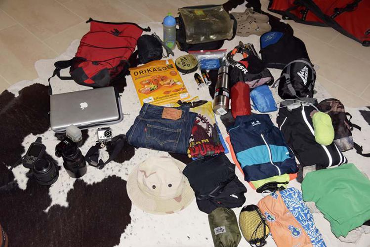 All the stuff