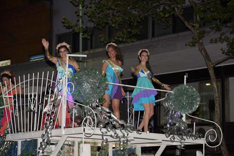 Carnaval troupe....