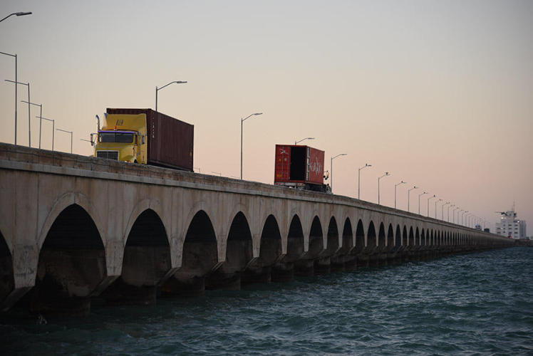 The big pier