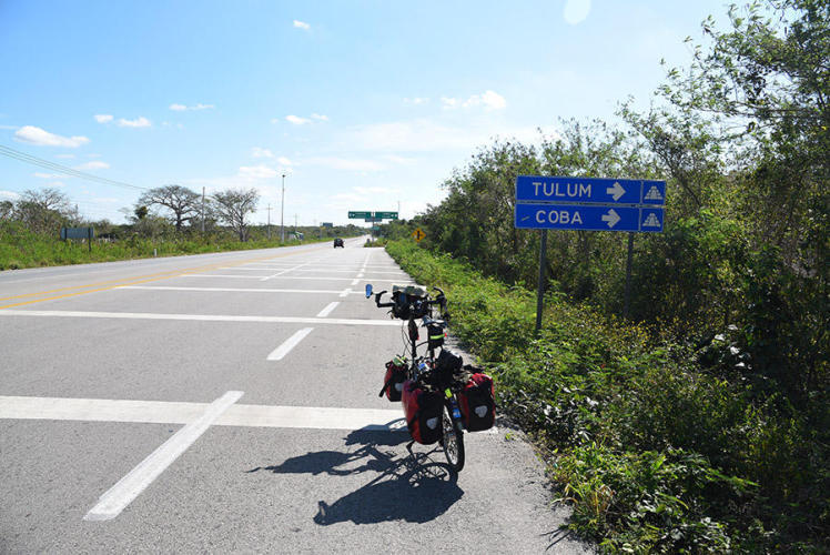 Junction to Coba