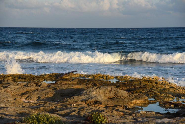 Sea front Akumal