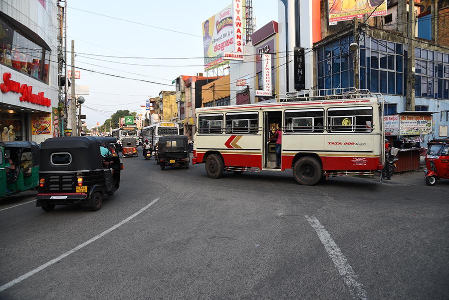 Negombo street
