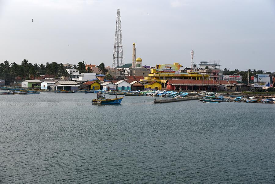 Mannar port