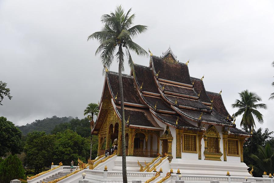 Wat at Royal Palace