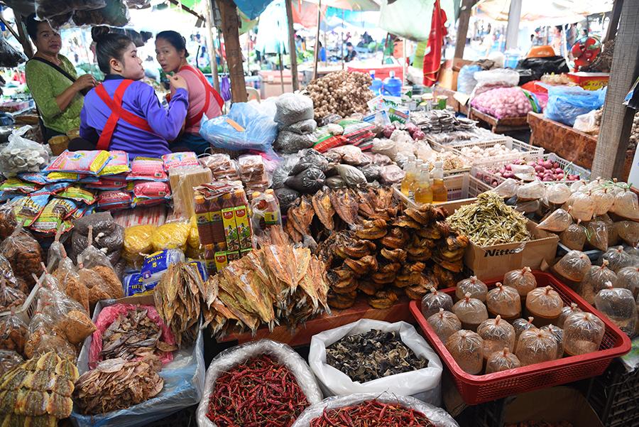 Main market