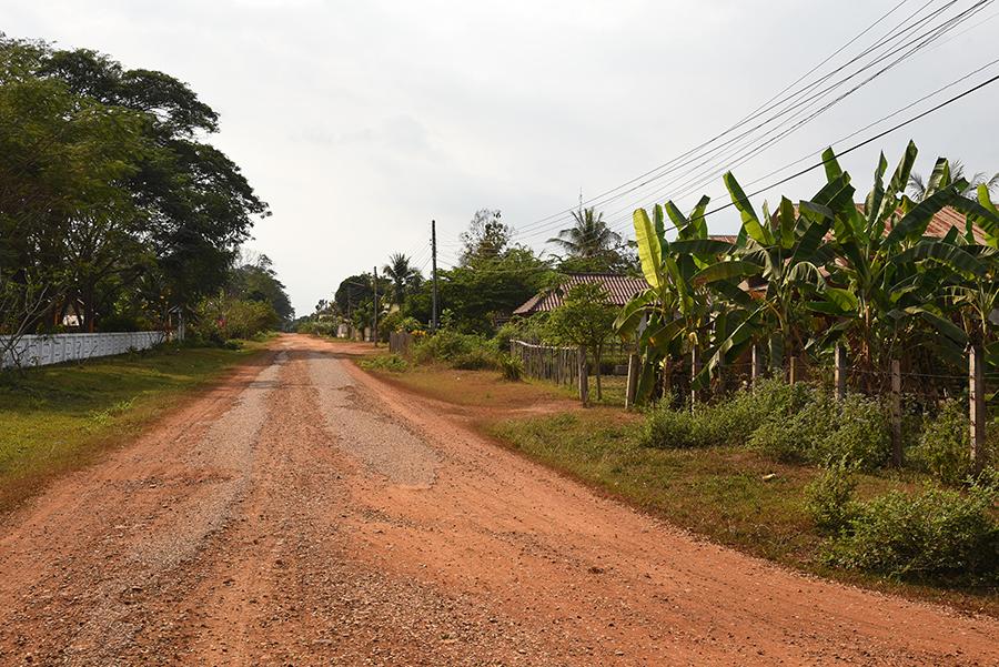 Way to the Mekong