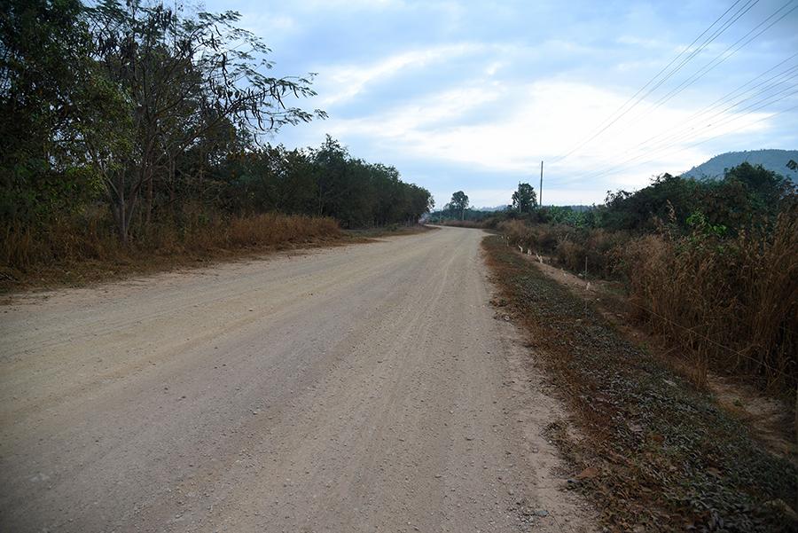 Road looks ok
