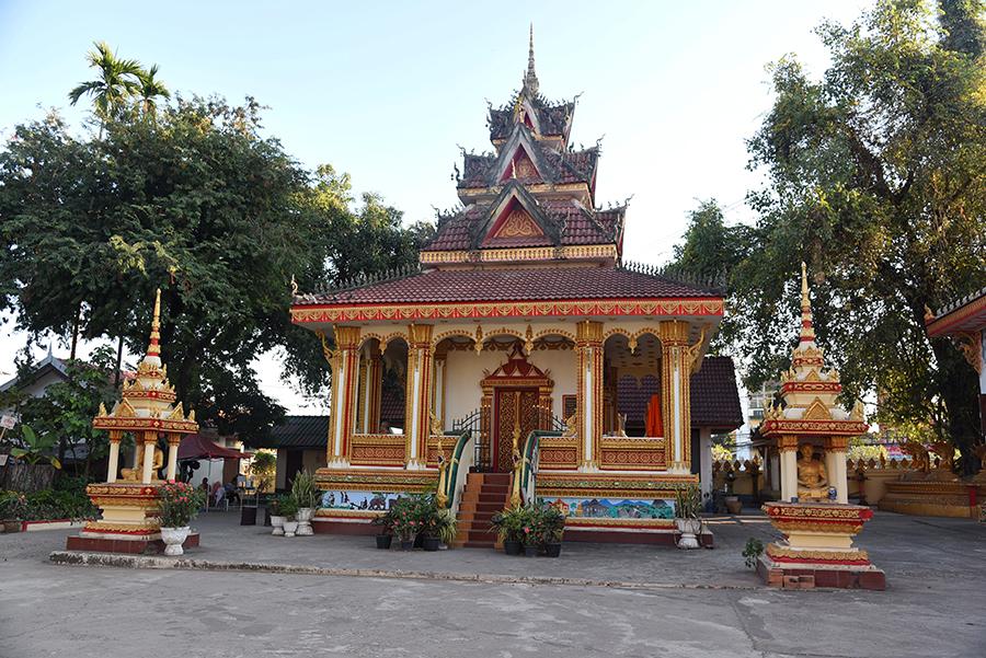 Around Great Stupa