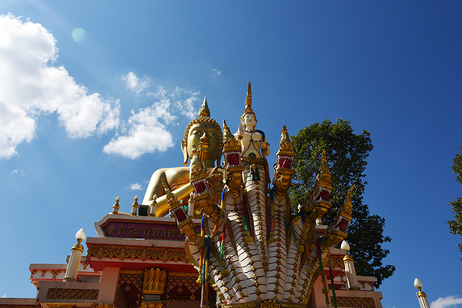 Huge Buddha