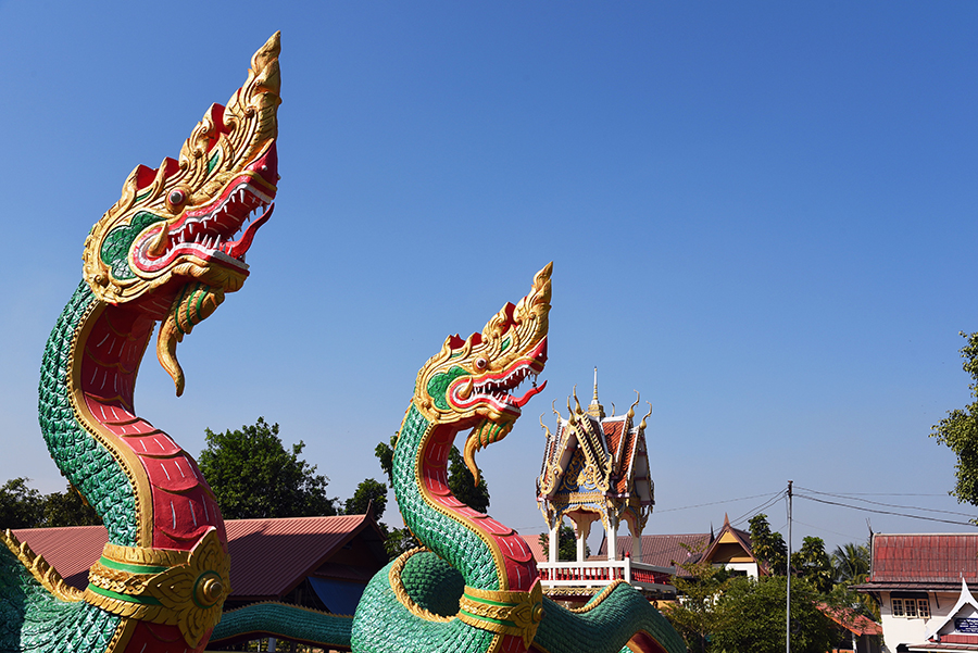 Dragons of the Wat